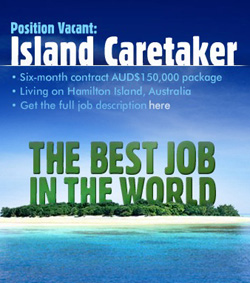 rism Queensland - Island Caretaker