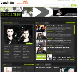 Specific Music Genre Channels